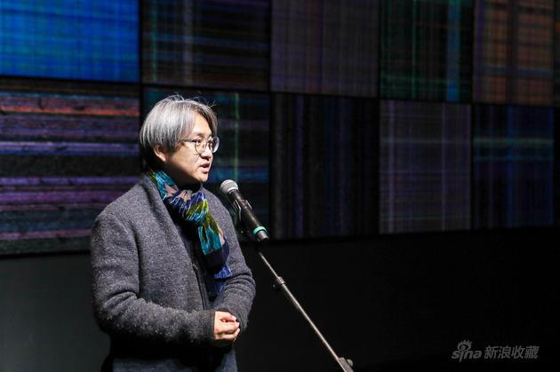 物质——金雨人作品展在北京玫瑰之名艺术中心开幕