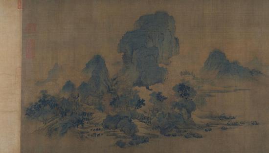 北宋王诜《烟江叠嶂图卷》领衔 上博更换22件展品