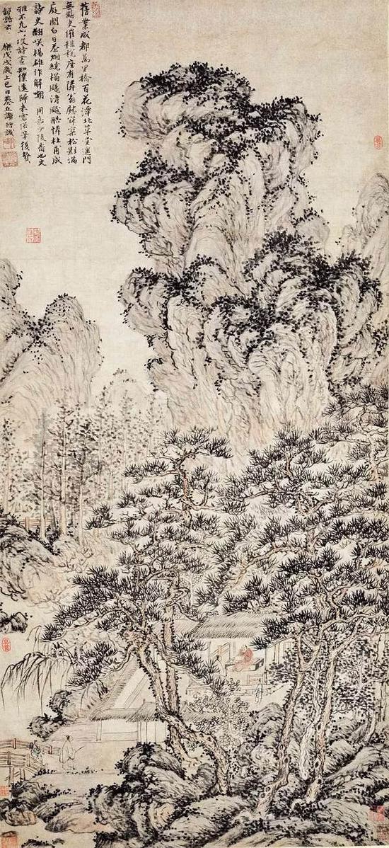 幽居与雅集:明清山水人物画中的文士生活展