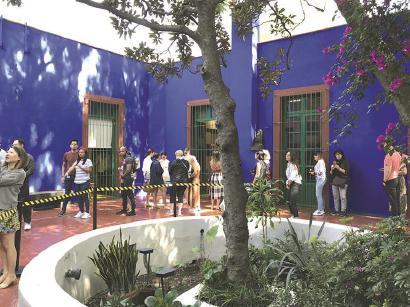 弗里达的蓝房子:有一种致命的吸引力