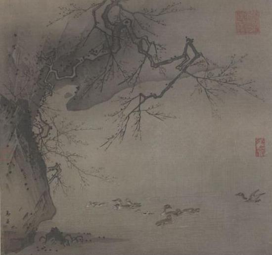 看宋画里的春风十里:春水初生 春林初盛