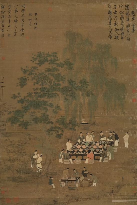 宋元明清时期的瓷制酒具