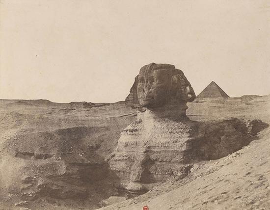 埃及旧影与现代之美 芝加哥展考古学家的摄影作品