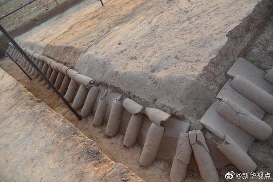 山西发掘一晋国晚期高等级大墓 推测为国君夫人墓