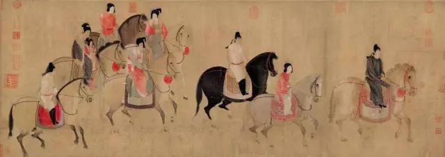 唐代公主在古代文物中的众生像