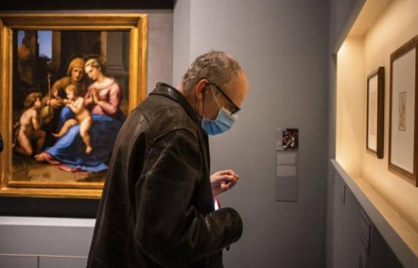 罗马的拉斐尔纪念展还是关了 仅展三天 正安排退票