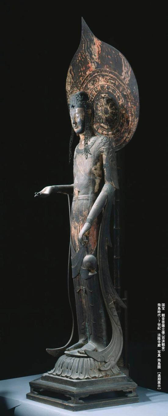 东京国立博物馆将重开 法隆寺壁画最终无缘展出