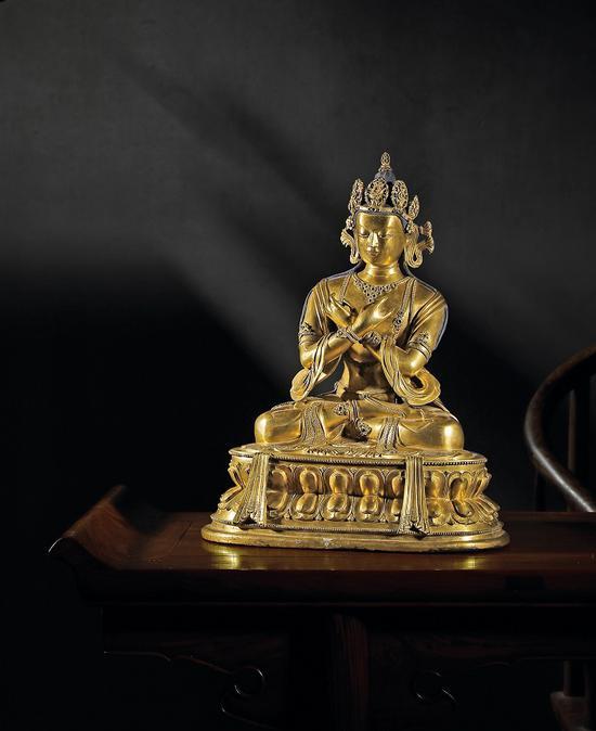 2020西泠春拍:康乾盛世时期的佛教发展及造像艺术